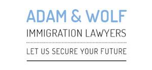 adam&wolf logo